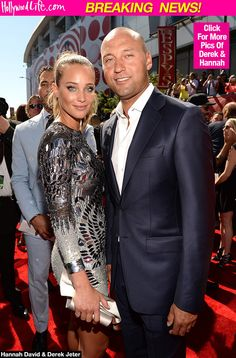 Derek Jeter's finally getting married, according to a surprising new report! The Yankees legend and his supermodel girlfriend, Hannah Davis, are allegedly set to wed after three years together. She has a ring and her family is really happy! Find out all the details here.