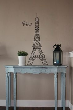 La Tour  ~ I got one of these for Christmas, this is a great idea for it!!! =)))