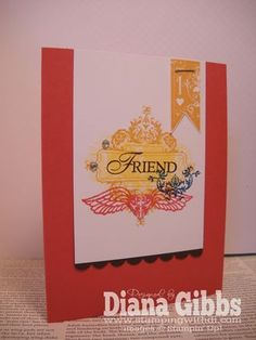 Affection Collection . Stampin Up Holiday Catalogue