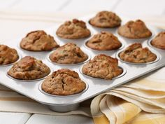Get Food Network Kitchen's Banana Muffins Recipe from Food Network