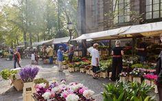 Jurjen Drenth, Toerisme Market in Utrecht