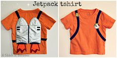 A Stitch In Between: A Jetpack shirt