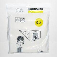 Kärcher  NT 351 Eco/Profi - Papierfiltertüten ( 5 Stck. )