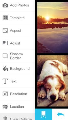 Moment Mix Pro on App Store:   Moment Mix is a powerful and fast collage maker with a lot of customize and editing tools import and share options. Features: - It sa...  Developer: Ilya Kuznetsov  Download at http://ift.tt/1A3TdaZ