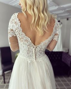 Maggie Sottero Wedding Dresses, Wedding Dress Sleeves, Bridal Gown Styles, Bridal Gowns, Vintage Silhouette, Wedding Dress Trends, Dress Making, Lace Wedding, Wedding Inspiration