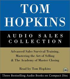 Bestseller Books Online Tom Hopkins Audio Sales Collection Tom Hopkins $10.17  - http://www.ebooknetworking.net/books_detail-006051471X.html