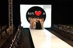 Get all the details about the first evening Art Hearts Fashion. #fashion#redcarpet #runway