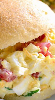 Chicken/Tuna/Egg/Potato Salads on Pinterest | Chicken Salad Sandwiches ...