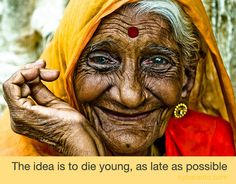 Let's all be young at heart