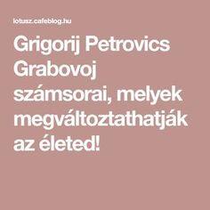 Grigorij Petrovics Grabovoj számsorai, melyek megváltoztathatják az életed! Reflexology, Diy And Crafts, The Cure, Health Fitness, Healing, Life, Beauty, Beauty Illustration, Fitness