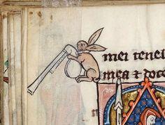 'The Rutland Psalter', England ca. 1260 (British Library, Add 62925, fol. 100r) Vertaling bekijken