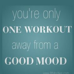 Always remember this when you even THINK about skipping your workout.