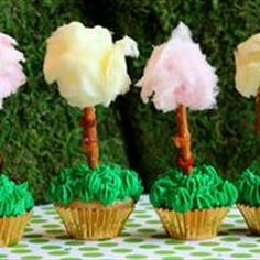 dr seuss cupcake idea