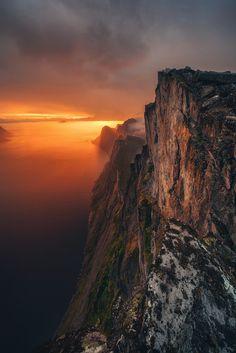 Senja, Norway (by Federico Penta)
