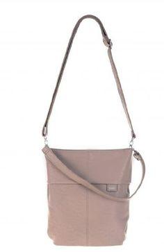 Zwei Tasche Shopper Mademoiselle M12 mud - http://uhr.haus/zwei-7/mud-beige-zwei-mademoiselle-m12-umhaengetasche