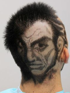 crazy funny haircuts