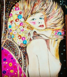 Mr. Klimt girl