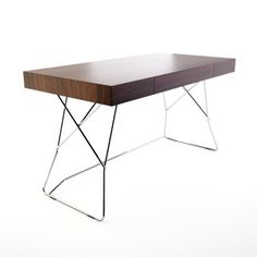 Maestrale Desk by Zanotta