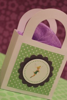 12x Tinkerbell Favor Boxes Birthday Party by MyPrettyLittleParty, $12.00