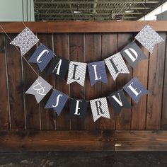 Called to Serve Bunting is a great way to celebrate your missionary! Each letter is a 5x7 is printed on high quality card stock.
