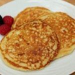 German Apple Pancake - recipe from That Skinny Chick Can Bake