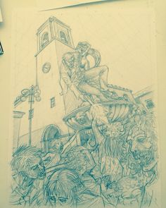 Zombies in Fano