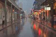 Bourbon Orleans Hotel, Bourbon Street, New Orleans