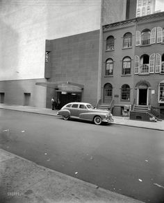 Shorpy Historic Picture Archive :: WCBS: 1948 high-resolution photo