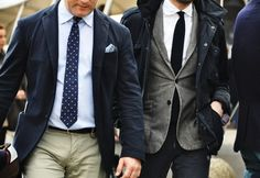 EMOTION: Men Style @ Pitti Immagine Uomo 2012