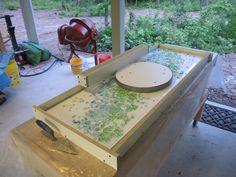 BrainRight - Cottage Bath Countertop