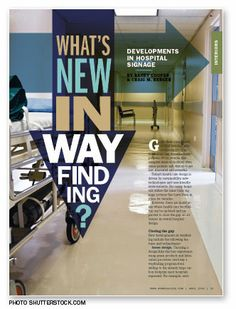 Hospitals begin focusing more on wayfinding to improve patient experience