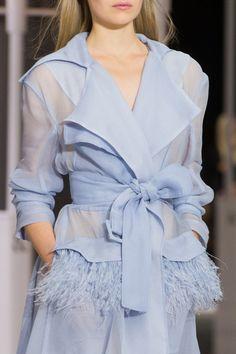 Ralph & Russo at London Fashion Week Spring 2018 - Details Runway Photos