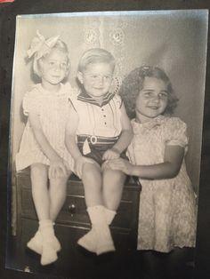 Helen, John, Dorothy