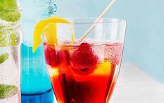 Vadelmainen booli Pint Glass, Alcoholic Drinks, Beer, Wine, Tableware, Food, Root Beer, Ale, Dinnerware