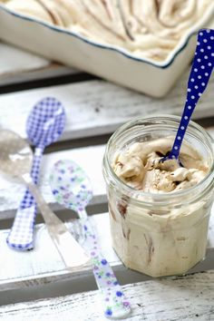 Coffee & Brandy NUTELLA Ice Cream! So Easy To Make! #Food #Drink #Trusper #Tip