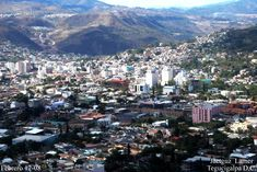 Tegucigalpa, Honduras one of my favorite places in the whole world! Tegucigalpa, Places Around The World, Oh The Places You'll Go, Places Ive Been, Around The Worlds, Honduras, Vacation Places, Places To Travel, Backpacking South America