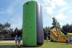 Ścianka wspinaczkowa   Danmel Gry i zabawy integracyjne oraz organizacja imprez