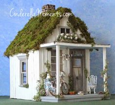 Cinderella Moments (jt-'Sweet Cottage' new  August 21st for Cinderalla Moments)