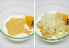Recipe for kongunad thayir kuzhambu made with pachai masala (raw masala). Pumpkin Yogurt, Coconut Milk Chicken, Yogurt Bowl, Plain Yogurt, Coriander Seeds, Curry Leaves, Cooking, Recipes, Food