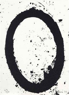 Richard Serra - MOCA Print, from The MoCA...