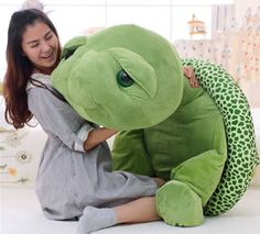 Turtle-plushes. Where oh Where can I get one?!