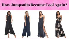 Buying women's jumpsuits online is very tricky, but it is actually a sales booster for all the women's clothing brands. We girls know very well that there