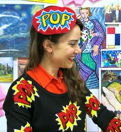Cassie Stephens: DIY: Needle Felted Masterpiece Hats