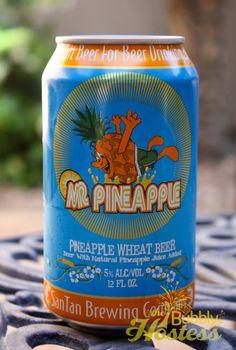 San Tan Brewing Company's Mr. Pineapple | The Bubbly Hostess