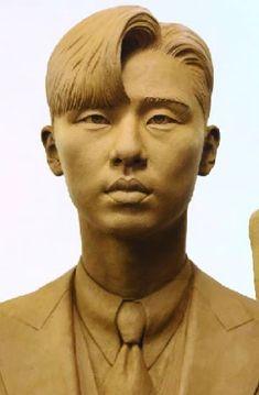 Human Sculpture, Sculpture Head, Sculpture Portrait, Thing 1, Female Bodies, Sculpting, Anatomy, Biscuit, Model