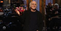 Larry David slammed over SNL Holocaust Weinstein jokes