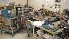 Vic's Tech Blog: Workbenches For Electronics