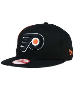New Era Philadelphia Flyers Panel Pride 9FIFTY Snapback Cap