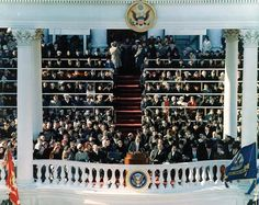 The JFK Inaugural: The Birth of Camelot