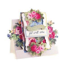 Anna Griffin® Window Frame Cardmaking Kit and Cutting Dies